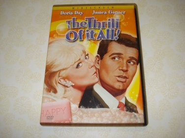 The Thrill Of It All DVD Starring Foris Day James Garner