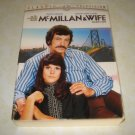 McMillan And Wife Season One DVD Set Starring Rock Hudson Susan Saint James