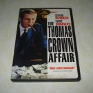 The Thomas Crown Affair DVD Starring Steve McQueen Faye Dunaway