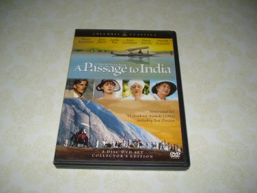 A Passage To India Two Disc Collector's Edition DVD Set