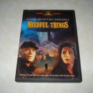 Needful Things DVD Starring Ed Harris Max Von Sydow Bonnie Bedelia
