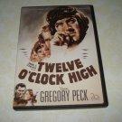 Twelve O'Clock High DVD Starring Gregory Peck