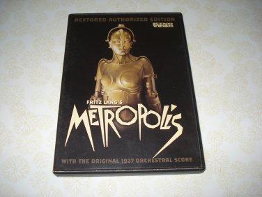 Fritz Lang's Metropolis DVD