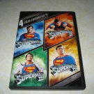 Superman Four Film Favorites DVD