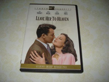Leave Her To Heaven DVD Starring Vincent Price