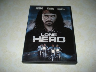 Lone Hero DVD Starring Lou Diamond Phillips