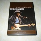 Merle Haggard Austin City Limits Live From Austin TX DVD