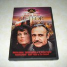 Meteor DVD Starring Sean Connery Natalie Wood
