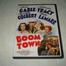 Boom Town DVD Starring Clark Gable Spencer Tracy Claudette Colbert Hedy Lamar