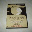 Nazimova In Oscar Wilde's Salome DVD