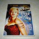 River Of No Return DVD Starring Marilyn Monroe Robert Mitchum