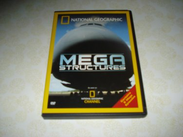 National Geographic Mega Structures DVD