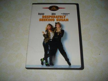 Desperately Seeking Susan DVD Starring Madonna Rosanna Arquette