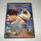 Lion Of The Desert DVD Starring Oliver Reed Anthony Quinn