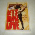 Lets Make Love DVD Starring Tony Randall Frankie Vaughan