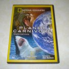 National Geographic Planet Carnivore DVD