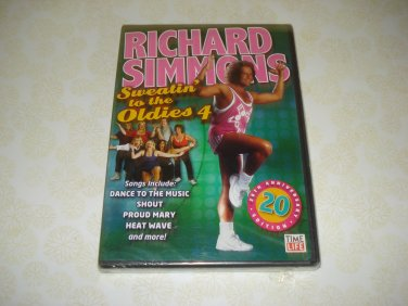 Richard Simmons Sweatin To The Oldies 4 DVD