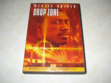 Drop Zone DVD Starring Wesley Snipes
