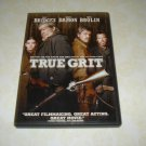 True Grit DVD Starring Jeff Bridges Matt Damon Josh Brolin