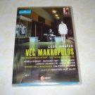Leos Janacek Vec Markopulos DVD