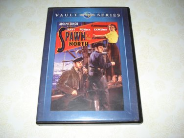 Spawn Of The North DVD Starring Henry Fonda Dorothy Lamour