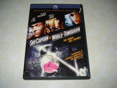 Sky Captain And The World Of Tomorrow DVD