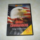 The History Channel Great Commanders George Armstrong Custer DVD