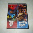 Voyage To The Bottom Of The Sea Fantastic Voyage Fox Double Feature DVD