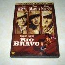 Rio Bravo Two Disc Special Edition DVD Set Starring John Wayne Dean Martin Ricky Nelson