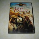 The Last Valley DVD Starring Michael Caine Omar Sharif