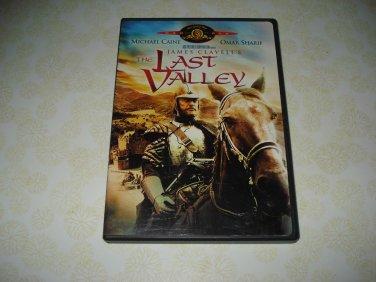 The Last Valley DVD Starring Michael Caine Omar Sharif