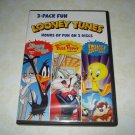 Looney Tunes Three Pack Fun DVD Set