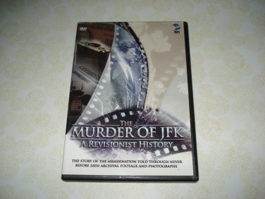 The Murder Of JFK A Revisionist History DVD