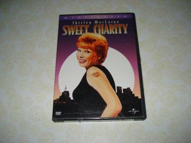 Sweet Charity DVD Starring Shirley MacLaine