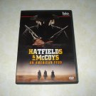 Hatfields And McCoys An American Feud DVD