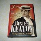 Buster Keaton Three Feature Films DVD Set