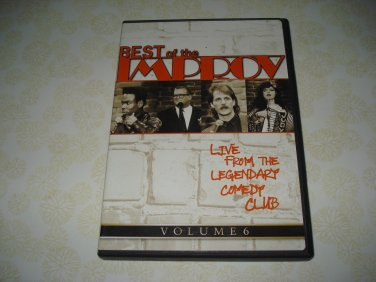 Best of The Improv Volume 6 DVD