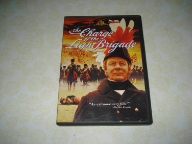The Charge Of The Light Brigade DVD