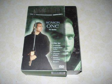 Highlander Season One DVD Set