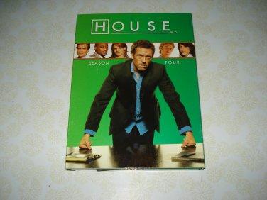 House MD Season Four DVD Set
