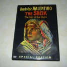 Rudolph Valentino The Sheik The Son Of The Sheik DVD