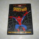 The Spectacular Spider-Man The Complete First Season DVD Set