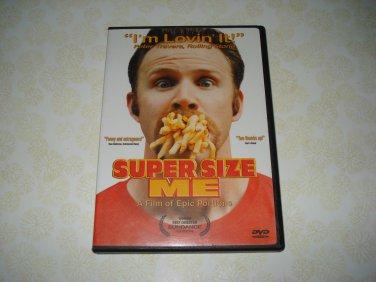 Super Size Me DVD