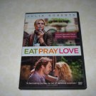 Eat Pray Love DVD Starring Julia Roberts