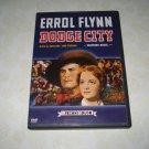 Dodge City DVD Starring Errol Flynn