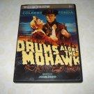 Drums Along The Mohawk DVD Starring Claudette Colbert Henry Fonda