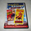 Hop-A-Long Cassidy The Early Years Double Feature DVD