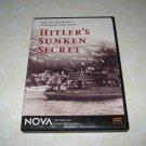 Nova Hitler's Sunken Secret DVD