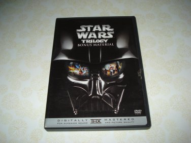 Star Wars Trilogy Bonus Material DVD
