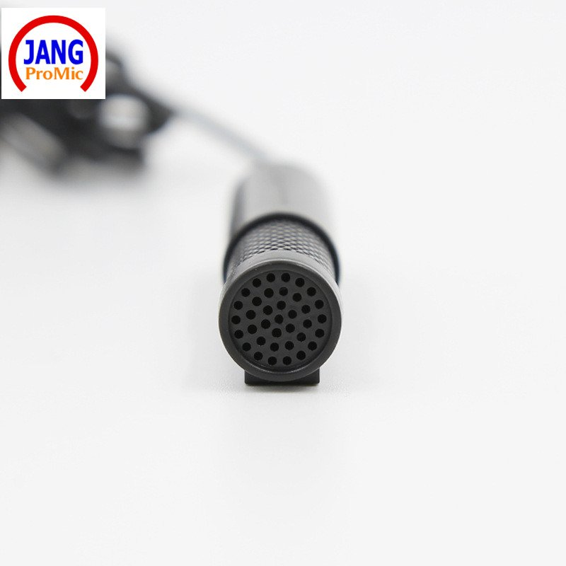 Pro Lavalier 3.5mm Stereo Computer Microphone Condenser Mini Camera Microfone for Amplifier Laptop